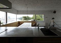Rodinný dům Japonsko