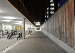 Kampus umělecké školy v Gentu
