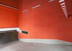 Podzemní garáže IJburg blok 45 v Amsterdamu
