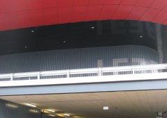 Stěny a stropy - Utrecht